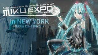 My Miku Expo Experience
