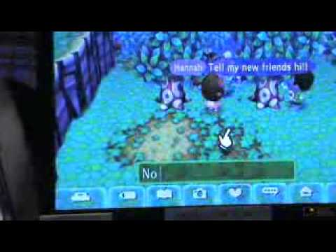 Animal Crossing City Folk E3 Gameplay 6