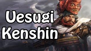 Uesugi Kenshin: The Dragon of Echigo (Japanese History Explained)