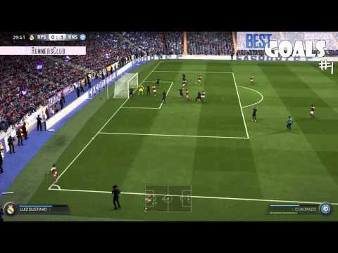 FIFA 15 BEST GOALS OF THE WEEK | TOP GOALS | COMPILATION #1