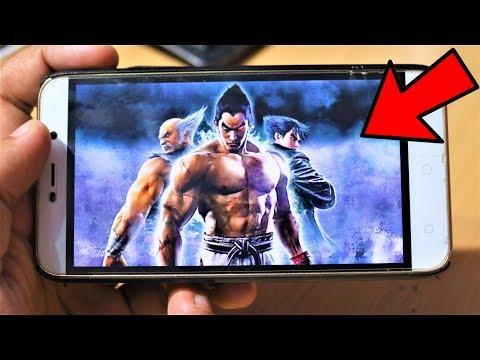 Tekken game for ANDROID  full version (Hindi)