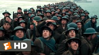 Dunkirk (2017) - Sinking the Medical Ship Scene (3/10)   Movieclips