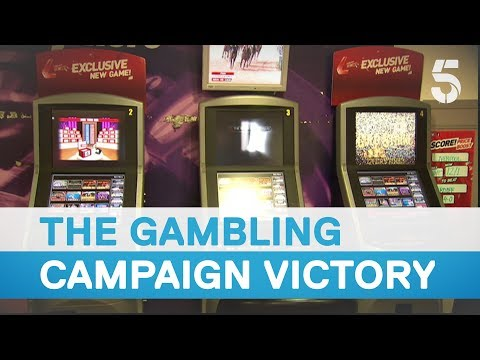 Gambling victory for campaigners over betting terminal stakes – 5 News