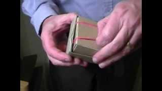 Coin in a Magic Box Trick