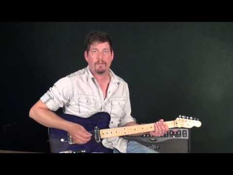 Easy Nashville Numbers Guitar Lesson with 55-11 Country Licks