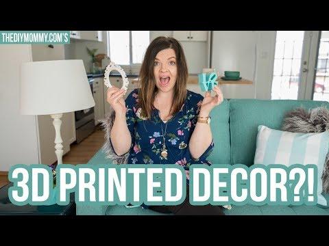 I tried 3D printing home decor! | NEVA Review