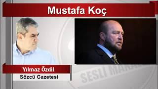Yılmaz Özdil   Mustafa Koç
