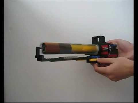 Lego Minigun (working)