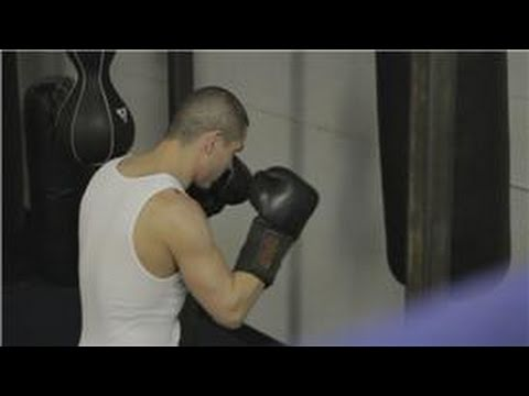 Boxing : Heavy Punching Bag Techniques