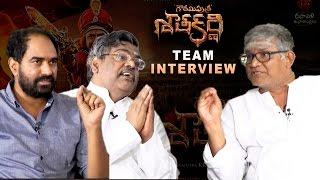 Special Interview Of Krish, Sirivennela Sitarama Sastry, Sai Madhav Burra by Tanikella Bharani