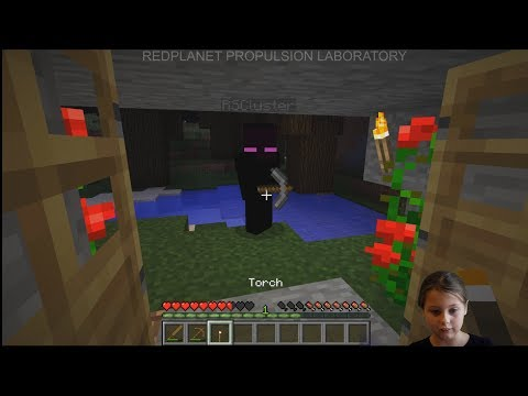 Minecraft Camping mod bemutató - Első nap