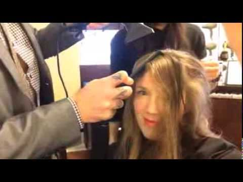 Tricks to Taming a Cowlick
