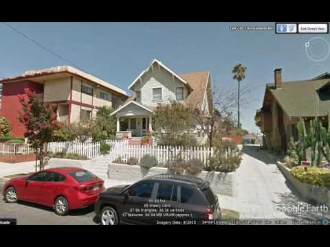 Google Earth - Fast & Furious house