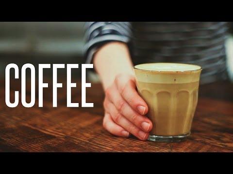 Coffee Drinks // What's The Difference (Latte, Cappuccino, Americano, Macchiato)