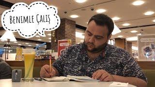 Study With Me/ Benimle Çalış/ Çalışma Arkadaşınım #2