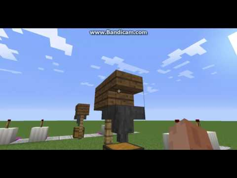 HOW TO MAKE PAPER GENERATOR IN MINECRAFT (MONSTER INDUSTRIES MAP PART)