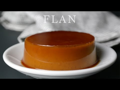 How to make flan (Healthy)