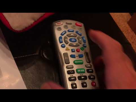 How To:  Program the remote Charter TWC Comcast Shaw
