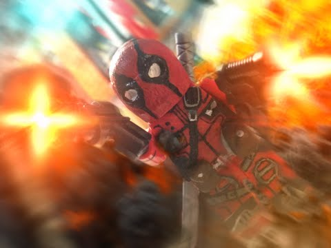 LEGO Deadpool: Mission Impossible