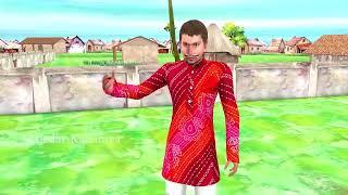 गरीब का गोल्डन कार बहाली Garib ka Golden Car Restoration हिंदी कहनिया Hindi Kahaniya Comedy Video