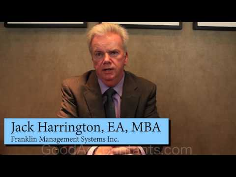 Jack Harrington, EA, MBA Pleasanton, CA | GoodAccountants.com Member