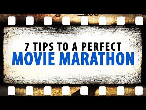 7 Tips To A Perfect Movie Marathon Binge
