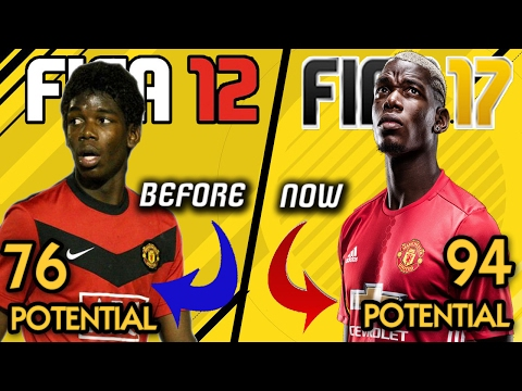 MOST UNDERRATED WONDERKIDS in FIFA HISTORY!!! - FIFA 17 Career Mode