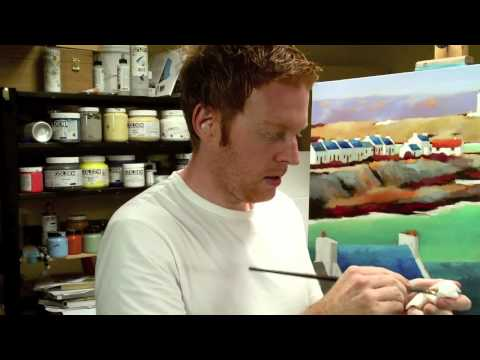 Acrylic painting tips: how to clean your acrylic paintbrush
