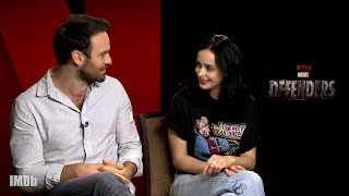 """""""The Defenders"""" Stars Answer Fan Questions 