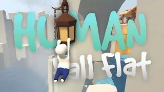 Human Fall Flat - Ninja Moves Save The Day! (Human Fall Flat Gameplay) Part 3