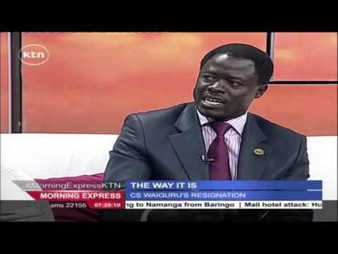 Hon. Peter Kaluma: The only way Kenya can succeed in the fight against corruption