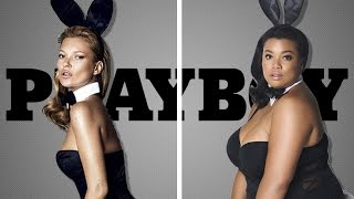 Plus-Size Women Re-Create Playboy Covers