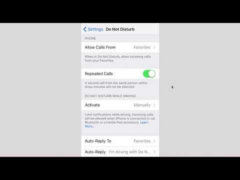 How to get iPhone iOS 11 Stop Disable Auto Answer Automatically Answer Incoming Phone Calls