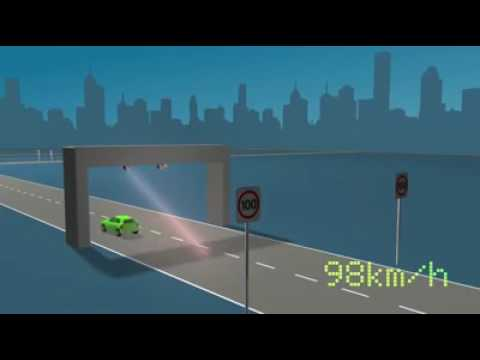 How the traffic camera works
