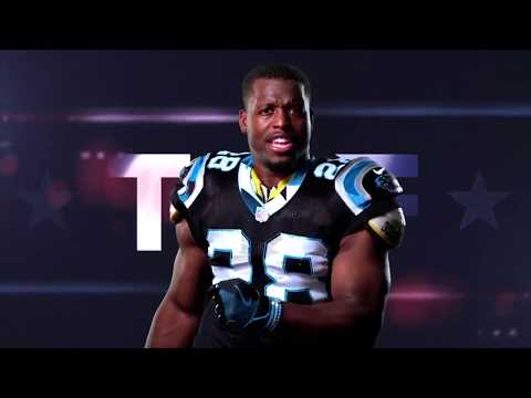 Eagles-Panthers Thursday Night Football Promo