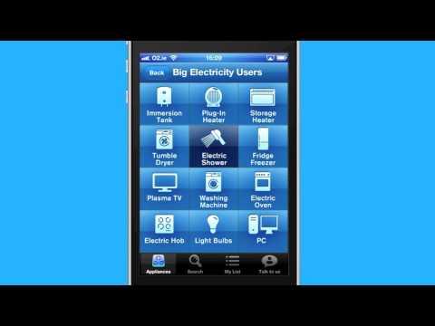 Electric Ireland Smartphone Apps
