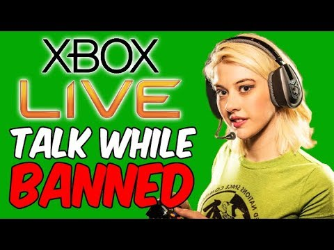 How To talk with Voice Chat ban on Xbox One