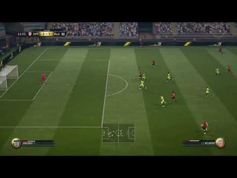 FIFA 17 Amazing  Build Up Play