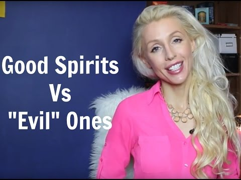 Good spirits vs
