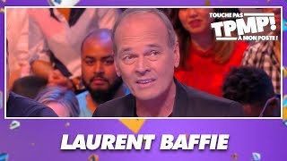Le best of de Laurent Baffie sur le plateau de Cyril Hanouna
