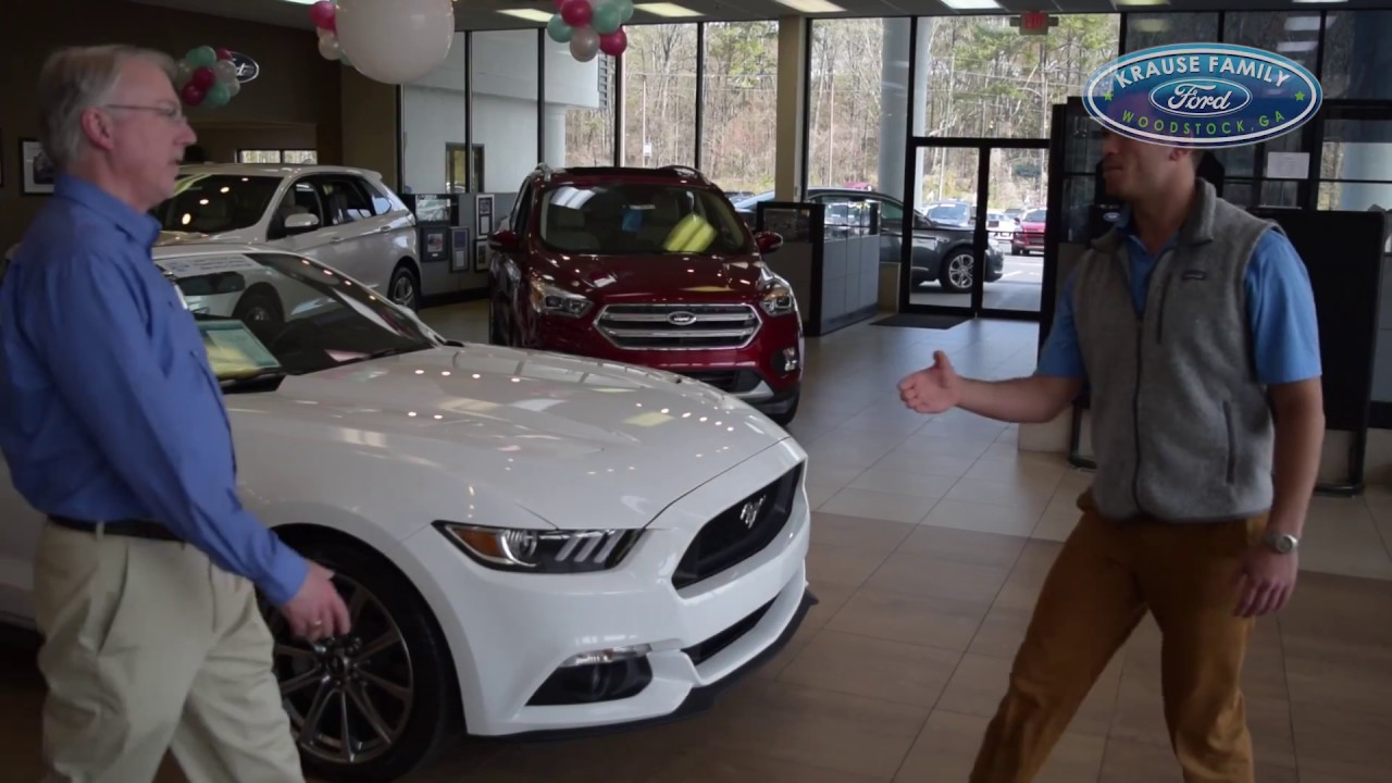 Why Do You Want to Finance at Krause Family Ford...Finance deals in Atlanta Georgia