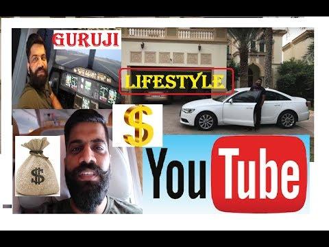 Technical Guruji (Gaurav Chaudhary) YouTube Income, House, Cars, Family, Lifestyle - 2018