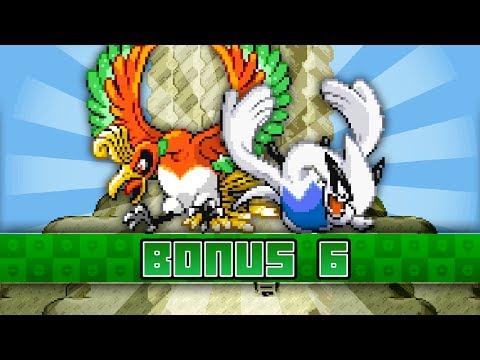 Pokemon Emerald - Bonus 6 - Ho-Oh, Lugia, and Navel Rock!