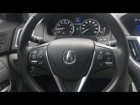 Used 2015 Acura TLX Framingham Natick Marlborough MA, MA #A5647P - SOLD