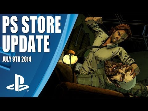 PlayStation Store Highlights - 9th July 2014