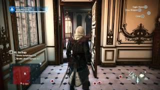 Assassin's Creed Unity - The Silversmith: Kill The Thugs & Francois-Thomas Germain Kills Man Scene