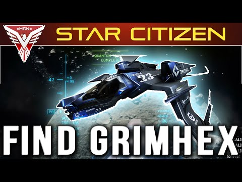 Star Citizen 2.5 Alpha - Where is grimhex!? How to find grim hex! -------- =MGN= RedEagle