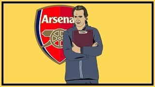 Arsenal Tactics under Unai Emery