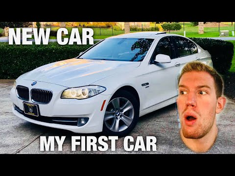 THE BEST CAR FOR TALL PEOPLE *from a 7 foot guy*