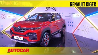 2021 Renault Kiger walkaround - Compact impact | First Look | Autocar India